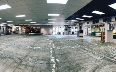 New showroom floors are on the way!
