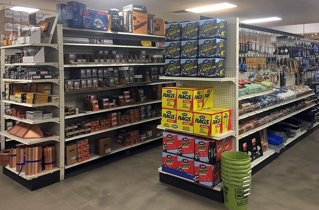 The New Store Floor is Complete!