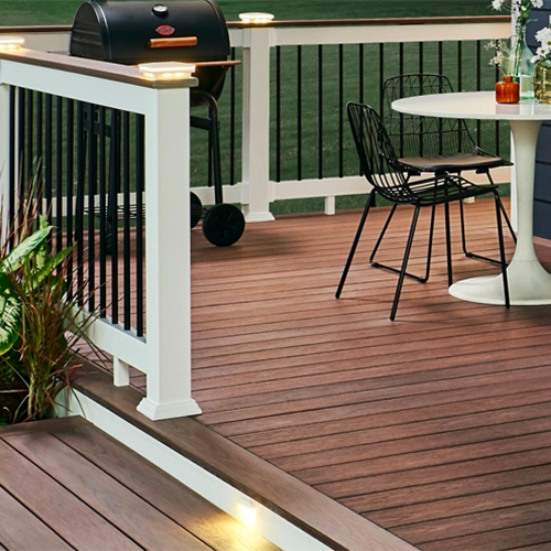 Up to 10% OFF* During Deck Days 2021